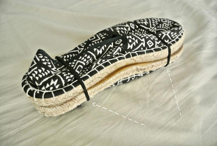 shoewrap